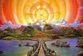 Amitabha Thrice