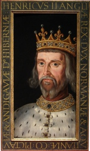 Henry II- Whitewashed