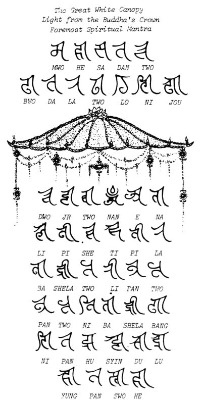 The Shurangama Mantra, Was SPOKEN | Do More Good Deeds!