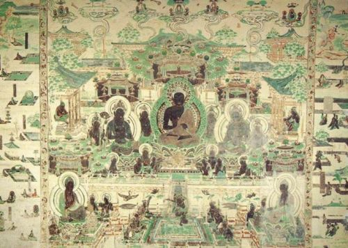 Amitabha-Land of Ultimate Bliss