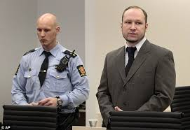 Norway's Crimes against Humanity
