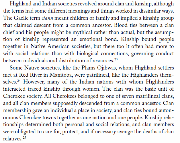 White People Indians and Highlanders-4
