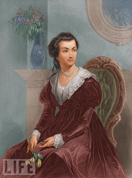 account of the life of the wife of the president in the book abigail adams an american woman by char In highlighting sorority, jacobs (her own woman: the life of mary wollstonecraft) opens a new window on the familiar life of abigail adams, wife of american revolution leader and second president of the united states, john.