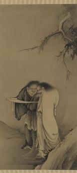 han-shan and Shi De