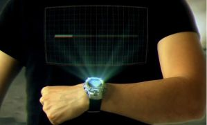 Hologram uses devices like watches or phones