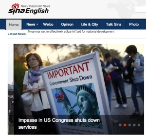 US-Congress-shutdown-as-seen-in-Chinese-media