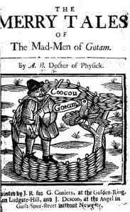 mad  men of gotham