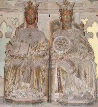 Queern Eadgyth and Holy Roman Emperor Otto I