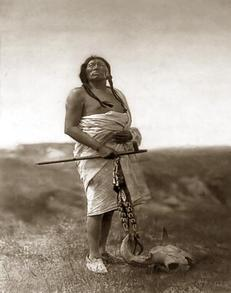 Erie Tribe medicine-man