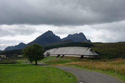 Viking Museum in Lofoten