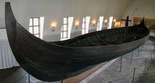 Viking Raiding Longboat