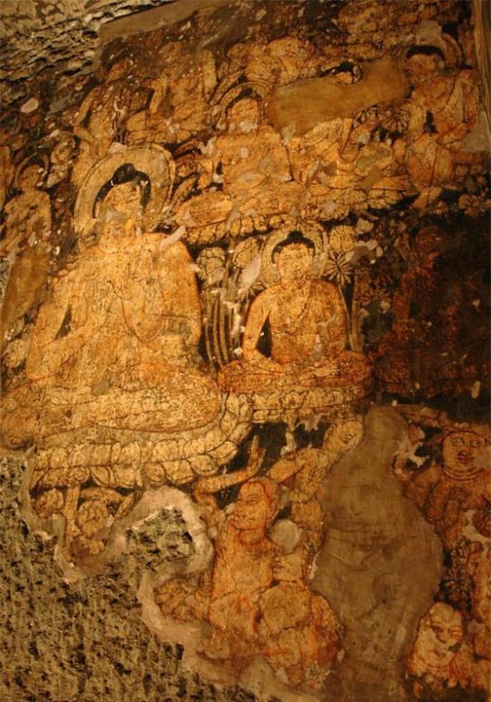 Cave 4 tempera