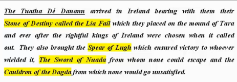 Irish Myth-2