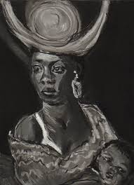 Triple Black Moon Goddess...Bring it Mama!