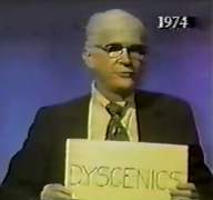 Dysgenics Debate Dr Welsing and Shockly-1974