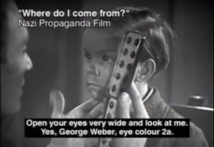 Nazi Propaganda Film clip