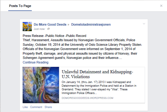 Norway Court Facebook post-20Oct14