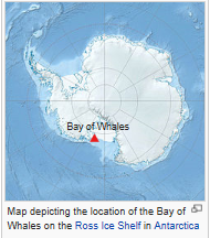 Bay of Whales Antarctica