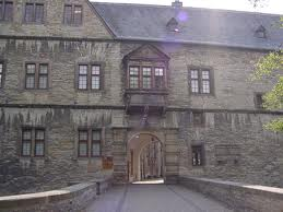 Wewelsburg Castle-Movie