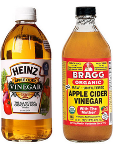 Apple Cider Vinegars...Are GREAT!