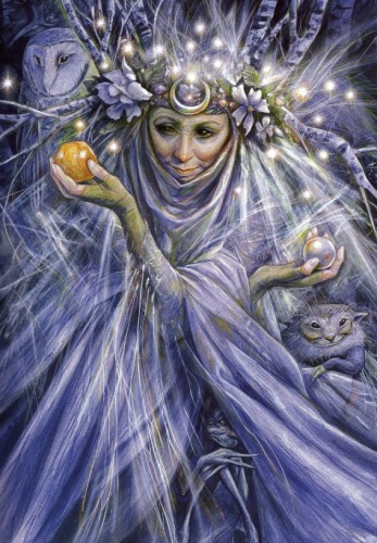 The faery Godmother