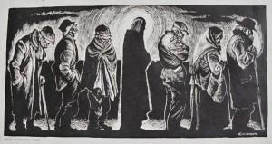 Christ on the Breadline